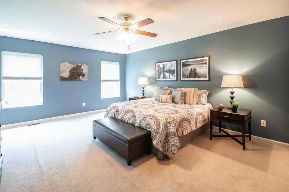 Quelle couleur choisir pour les murs de la chambre - Les couleurs pour chambre a coucher ...