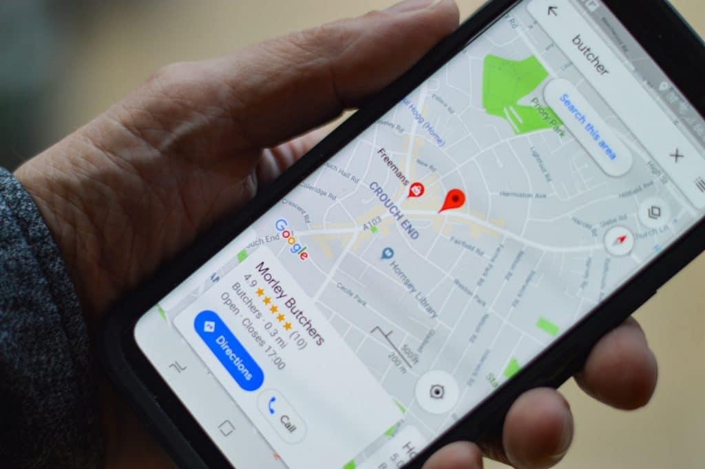 Comment connaître la position GPS d'un téléphone ?